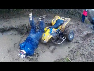 Ultimate ATV Crashes/Fails & Quad Wrecks 2016 [MOTOR-FORCE.RU]