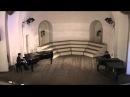 А.С. Аренский - романс для 2-х фортепиано
