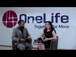 Интервью Основателя Dr Ruja Ignatova c бриллиантом Mohammed Saleh Ahmed  ОТ 06 2017