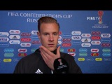 Marc-Andre Ter Stegen - Post-Match Interview - Match 16: Chile v Germany