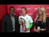 Marc-Andre Ter Stegen: FIFA Man of the Match - Match 16: Chile v Germany
