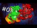 Bloody Trapland 01 - Рисси и Теранит две кровавые киски let`s play