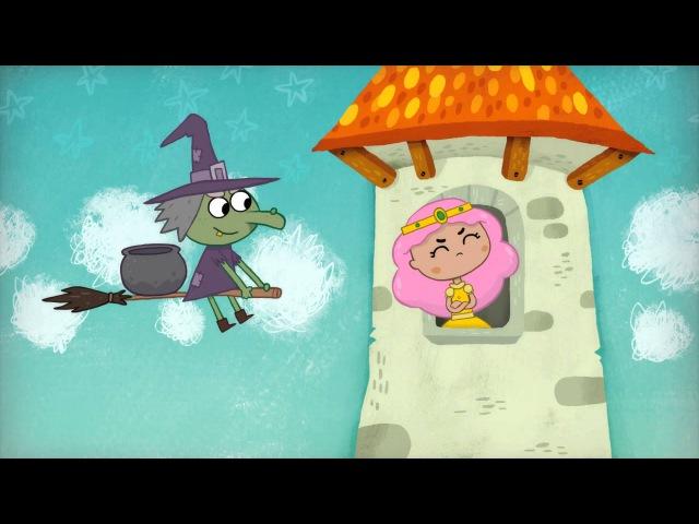 Мультфильмы для Малышей - Котики, вперед! - Королевство сладостей - (13 серия)