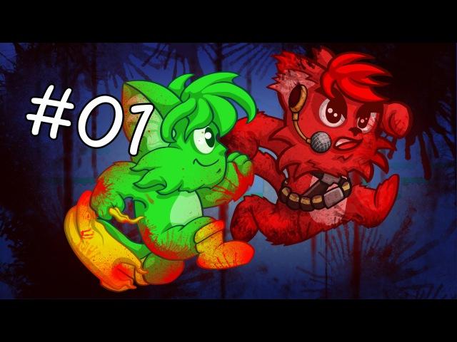[Bloody Trapland] 01 - Рисси и Теранит две кровавые киски (let`s play)