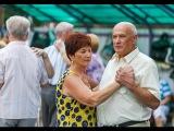 Палымяныя танцы пад расейск блатняк у выкананн гарадзенскх пенсянера