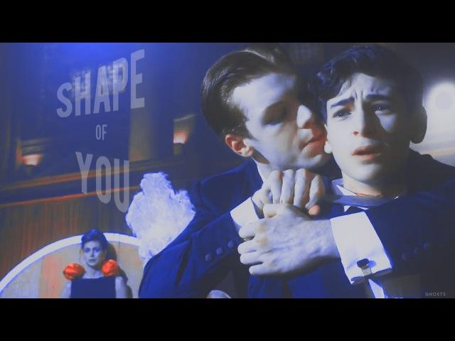 Jerome bruce || shape of you