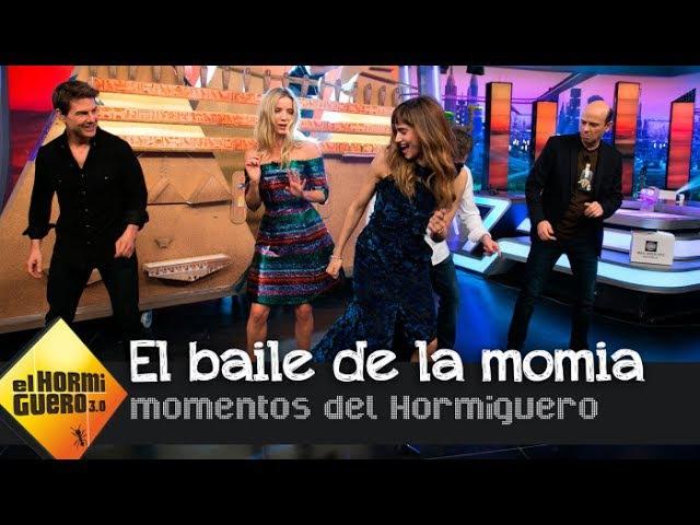 Tom Cruise, Sofía Boutella y Annabelle Wallis homenajean a Madonna con un baile - El Hormiguero 3.0