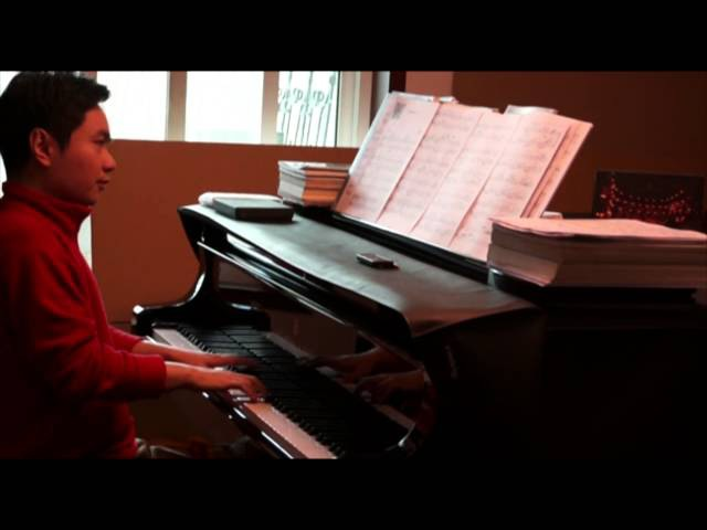 钢琴家沈文裕演奏董冬冬《时间都去哪儿了》 鲜远改编版