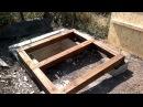 Туалет на даче своими руками. Часть 1. (garden loo)
