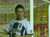 2007 - 2008 Sezonu - Galatasaray-Beşiktaş dakika 44 gol Tello
