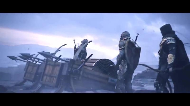 Elder Scrolls Online - Cinematic Trailer [HD]
