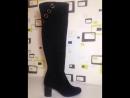 Сапоги - ботфорты женские на очень удобном и устойчивом каблучке! Обувь от ОТЕЧЕСТВЕННОГО ПРОИЗВОДИТЕЛЯ фирмы VTV Fashionable Uk