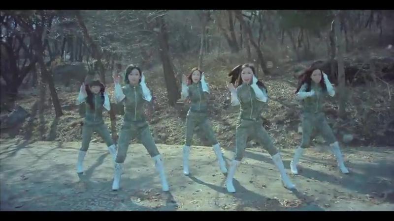 Клип _ Южно-Корейской айдол-группы Crayon Pop - FM