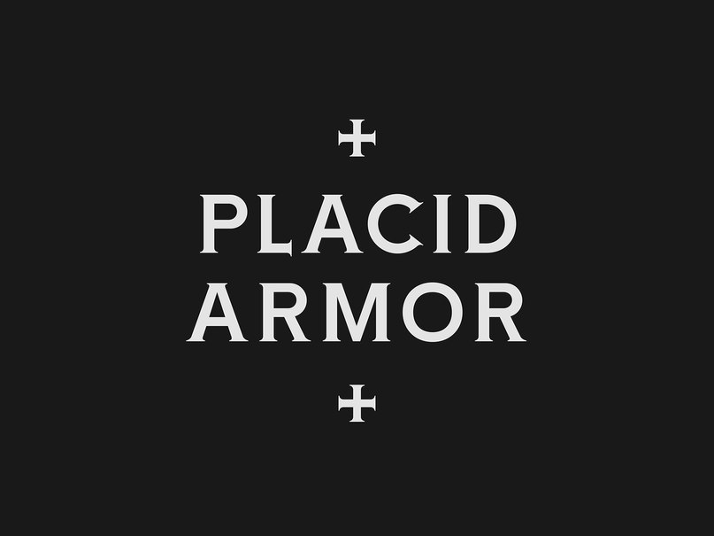 Download Placid Armor font (typeface)