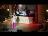 Maris(Shams) @ Dubai dancing to 'Wahasteny' 4406