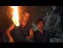 Остров ненужных людей Паша и Катя в пещере 12 серия