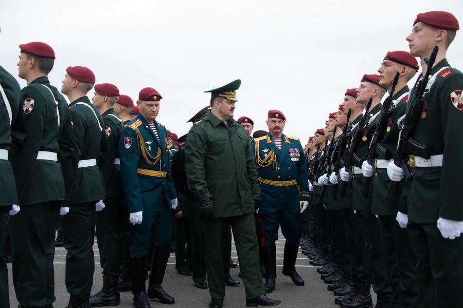 Форма войск национальной гвардии рф фото