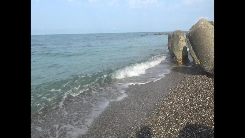 уже воспоминание..) ласковое морское семичасовое утро