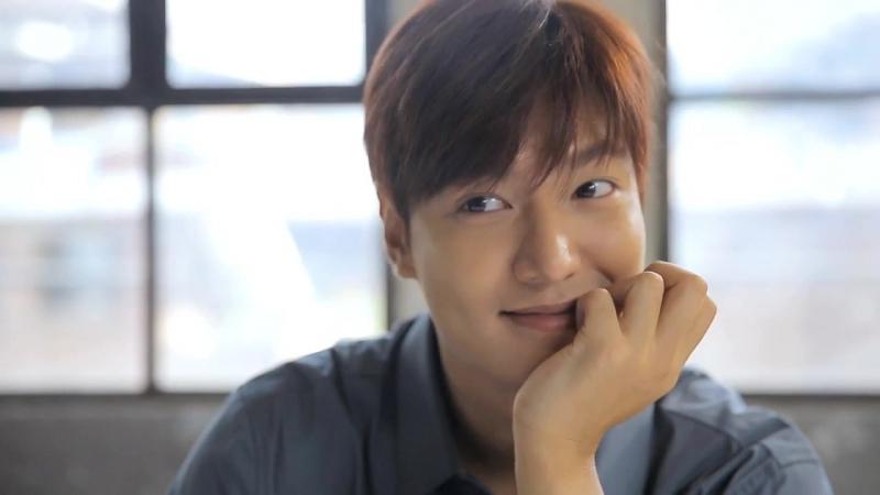 이민호 イミンホ Lee Min Ho PMZ KaKao Story Funding Promotion Video