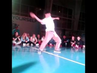 DANCE EXPRESSION: SYKTYVKAR (04 декабря, выступление судьи)