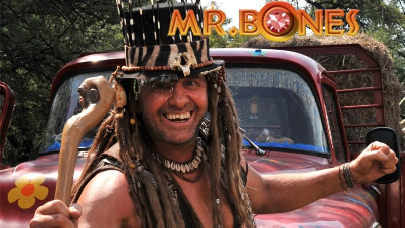 Мистер Бонс / Mr. Bones (Грей Хофмайер)[супер-комедия.Remastered - фильм.1- часть.1] Fps.30/16:9/HD-720.p