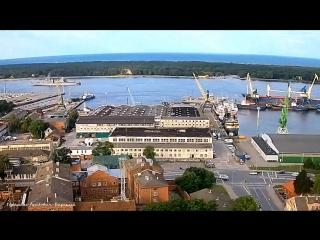 Литва: Эсминцы учебной эскадры Морских сил самообороны Японии прибыли в Клайпеду 8 августа с дружеским визитом. 08.08.2016.