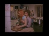 Секс с поварихой - необычный секс на кухне (сцена с эротического ретро фильма)