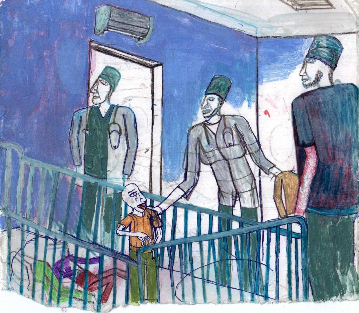 Картина Ю. Косульниковой