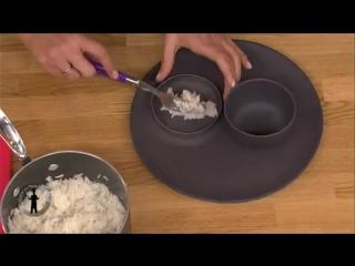 Hariyali murgh massala, volaille et curry vert à la noix de coco par Sandra Salm