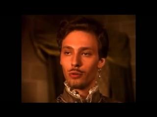 Тимофей Фёдоров (д'Эпернон) Сцена из сериала Графиня де Монсоро.