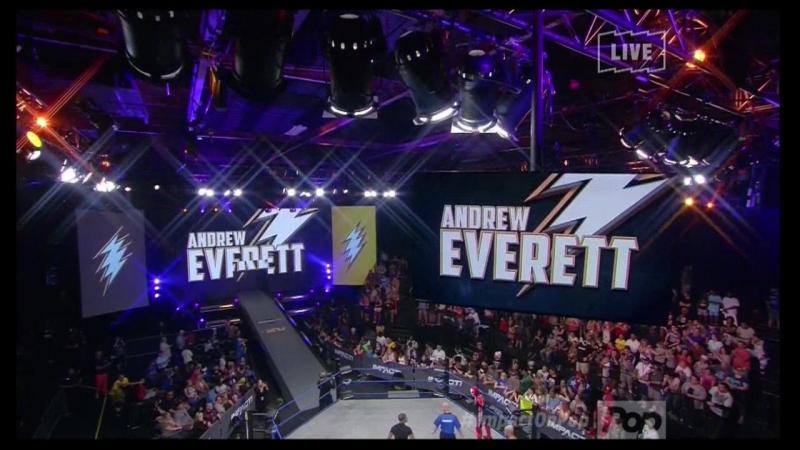 X-Division Title Six Way Match Trevor Lee (c) vs. Andrew Everett vs. Dezmond Xavier vs. Low Ki vs. vs. Sonjay Dutt vs. Suicide