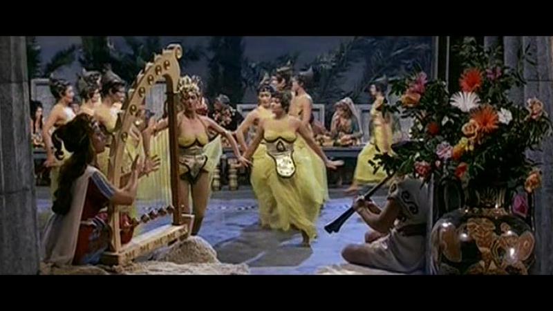 1960 - Фессалийский титан. Аргонавты / I Giganti della Tessaglia. Gli Argonauti