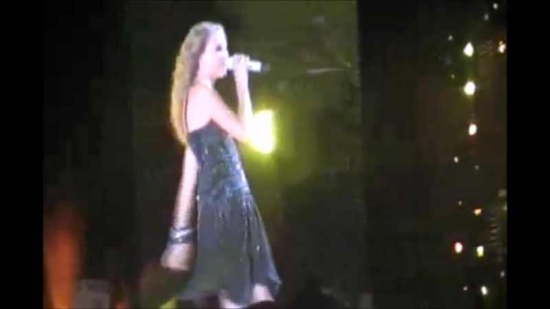 Taylor Swift - Picture To Burn (Live on CMA Fest 2009)