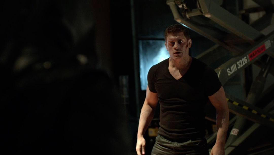 Screen Shots from Arrow Season 5