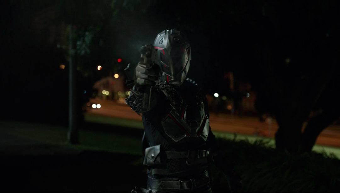 2nd screen shots from arrow season 5