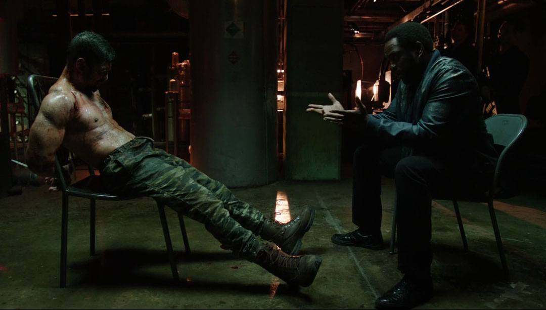 Images from arrow season 5