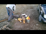 менин туганкуним табиғат аясында дострменен
