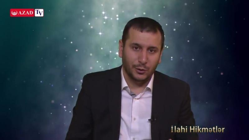 Quran hafizi Hacı Zülfüqar Mikayılzadə İLAHİ YARDIMA NAİL OLMAĞIN ŞƏRTLƏRİ