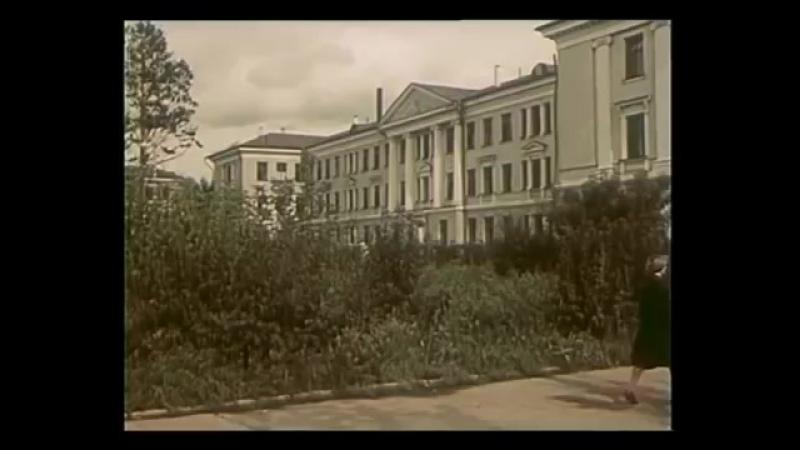 Город, которого еще нет на карте. Железногорск. 1960 г.