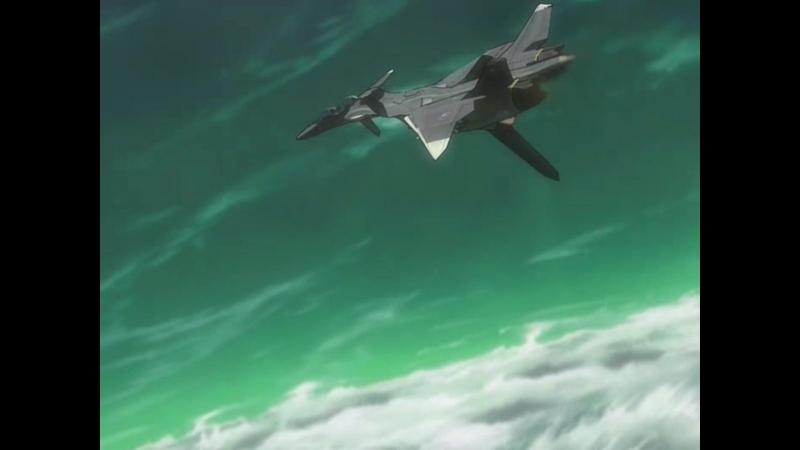Yukikaze. Air Battles [AMV]