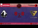 Team Faceless vs Clutch Gamers Mr. Cat Invitational Season 2 bo3 by Tom Amot
