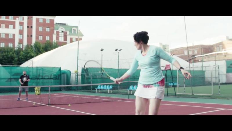 Школа большого тенниса TennisCapital - июль 2017
