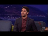 Darren Criss on the Conan O'Brien Show