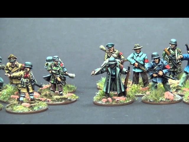 Bolt Action! Last levy: the defence of Berlin