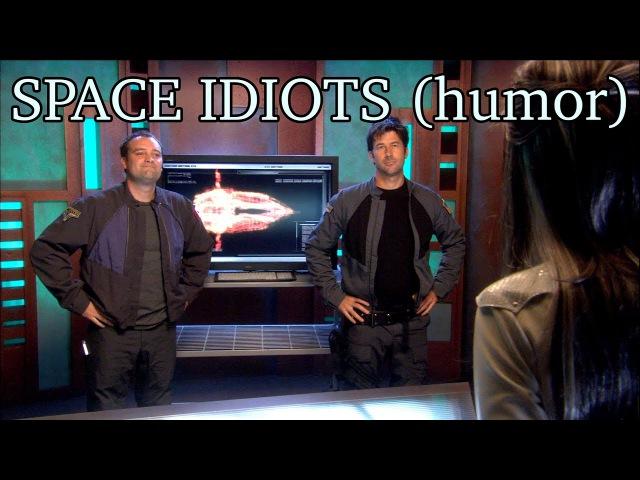 Space Idiots - Rodney John - Humor