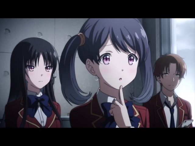 Добро пожаловать в класс превосходства ПРЕВЬЮ | Youkoso Jitsuryoku Shijou Shugi no Kyoushitsu e [Anime Trailer] 2017 PV промо, п
