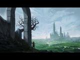 Digital Painting - Fantasy Landscape - Time-Lapse