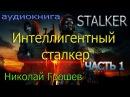 STALKER. Николай Грошев - ИНТЕЛЛИГЕНТНЫЙ СТАЛКЕР . часть 1. Аудиокниги фантастика