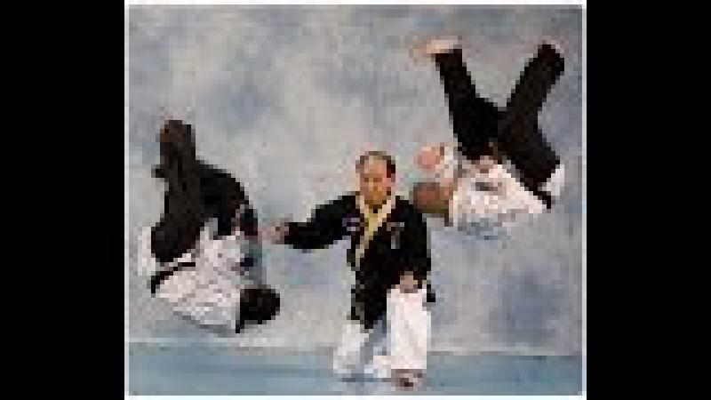Хапкидо - Мастер Джае Ок Мунг (10-й дан) | Great Master Hapkido - Mung Jae Ok