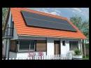 Солнечное отопление дома в 20 раз дешевле типичного (как его сделать своими руками)